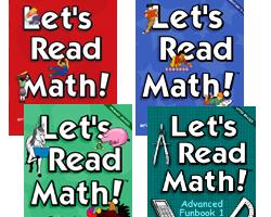 Let's Read Math - Children's Math Help, Math Literature, Math Programs